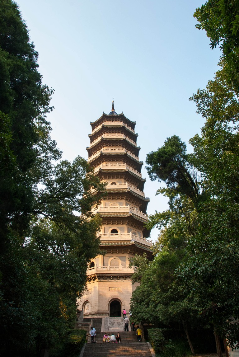 The pagoda restaurant essay